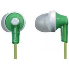 Наушники вакуумные Panasonic RP-HJE118GU-G Green