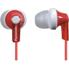 Наушники вакуумные Panasonic RP-HJE118GU-R Red