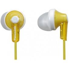 Наушники вакуумные Panasonic RP-HJE118GU-Y Yellow