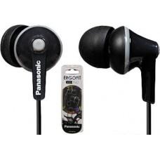 Наушники вакуумные Panasonic RP-HJE125E-K Black