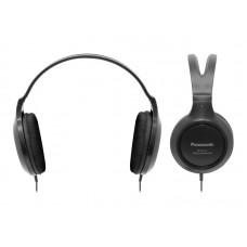 Наушники накладные Panasonic RP-HT161E-K Black