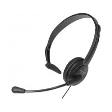 Гарнитура накладная Panasonic RP-TCA400E-K black
