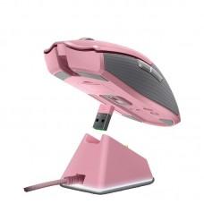 Мышь Wireless Razer Viper Ultimate & Mouse Dock (RZ01-03050300-R3M1) Quartz Pink USB