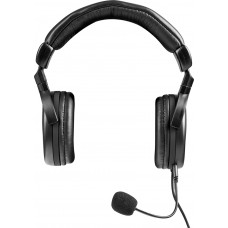 Наушники гарнитура накладные Modecom MC-828 Striker Black (S-MC-828-STRIKER)