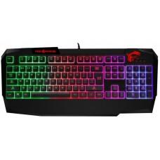 Клавиатура MSI Vigor GK40 RU Black (S11-04RU216-AP1) USB