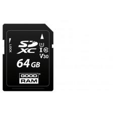 Карта памяти SDXC 64GB UHS-I Class 10 GoodRam (S1A0-0640R12)