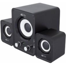 Акустическая система 2.1 Gemix SB-4 Black