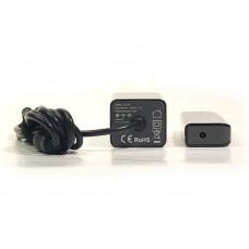 Зарядное устройство сетевое PowerPlant UB-860 5USB 7.2A Black (SC230051)