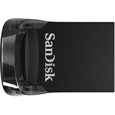 Флешка USB 3.1 64GB SanDisk Ultra Fit Black (SDCZ430-064G-G46)