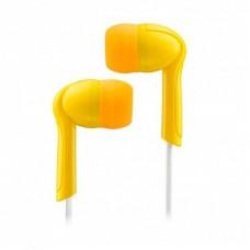Наушники вакуумные Pioneer SE-CL17 Yellow (SE-CL17-Y)