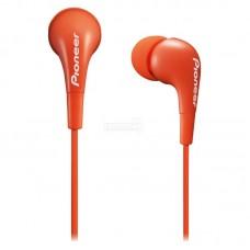 Наушники гарнитура вакуумные Pioneer SE-CL502 Orange (SE-CL502-M)
