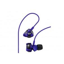 Наушники гарнитура вакуумные Pioneer SE-CL751 Blue (SE-CL751-L)