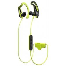 Наушники гарнитура вакуумные Bluetooth Pioneer SE-E7BT Yellow (SE-E7BT-Y)