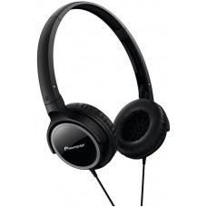 Наушники накладные Pioneer SE-MJ512 Black (SE-MJ512-K)
