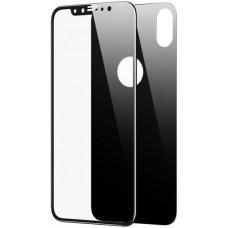 Защитное стекло Baseus Set Full Glue (на обе стороны) для iPhone XS Black (SGAPIPH58-TZ01)