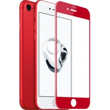 Защитное стекло Baseus 3D PET Soft 0.23mm для iPhone 7 Red (SGAPIPH7-PE09)
