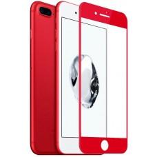 Защитное стекло Baseus 3D PET Soft 0.23mm для iPhone 7 Plus Red (SGAPIPH7P-PE09)