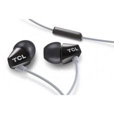Наушники гарнитура вакуумные TCL SOCL100 Phantom Black (SOCL100BK-EU)