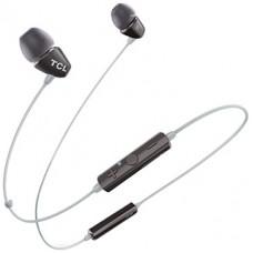 Наушники гарнитура вакуумные Bluetooth TCL SOCL100BT Phantom Black (SOCL100BTBK-EU)