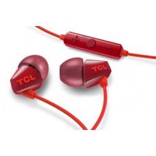 Наушники гарнитура вакуумные Bluetooth TCL SOCL100BT Sunset Orange (SOCL100BTOR-EU)