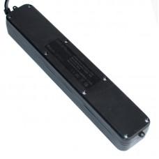 Сетевой фильтр Smartfortec (SPS5-G-10B) 5 розеток 3m 10A Black