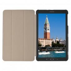 Чехол книжка PU Grand-X для Samsung Tab E 9.6 T560 Black