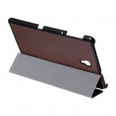 Чехол книжка PU Grand-X для Samsung Tab A 10.5 T590 T595 Brown