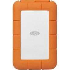 "Внешний жесткий диск HDD 2.5"" USB Type-C 4Tb LaCie Rugged RAID Pro Black (STGW4000800)"