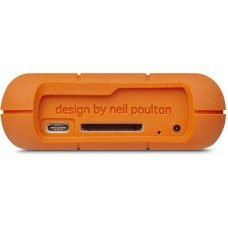 "Внешний жесткий диск HDD 2.5"" USB-Type-C 4Tb LaCie Rugged RAID Pro Black (STGW4000800)"