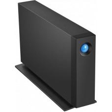 "Внешний жесткий диск HDD 3.5"" USB-Type-C 10Tb LaCie d2 Professional Black (STHA10000800)"