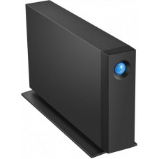 "Внешний жесткий диск HDD 3.5"" USB-Type-C 6Tb LaCie d2 Professional Black (STHA6000800)"