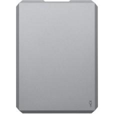 "Внешний жесткий диск HDD 2.5"" USB Type-C 2Tb LaCie Mobile Drive Space Gray (STHG2000402)"