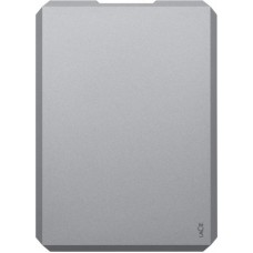 "Внешний жесткий диск HDD 2.5"" USB-Type-C 3.0 4Tb LaCie Mobile Drive Space Grey (STHG4000402)"