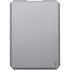 "Внешний жесткий диск HDD 2.5"" USB-Type-C 3.0 5Tb LaCie Mobile Drive Space Grey (STHG5000402)"