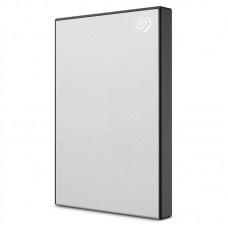 "Внешний жесткий диск HDD 2.5"" USB 3.0 2Tb Seagate Backup Plus Slim Silver (STHN2000401)"