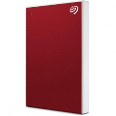 "Внешний жесткий диск HDD 2.5"" USB 3.0 2Tb Seagate Backup Plus Slim Red (STHN2000403)"