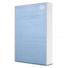 "Внешний жесткий диск HDD 2.5"" USB 3.0 4Tb Seagate Backup Plus Portable Blue (STHP4000402)"