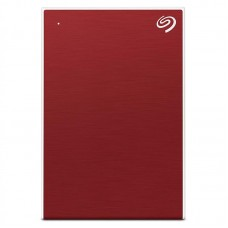 "Внешний жесткий диск HDD 2.5"" USB 3.0 4Tb Seagate Backup Plus Portable Red (STHP4000403)"