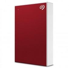 "Внешний жесткий диск HDD 2.5"" USB 3.0 5TB Seagate Backup Plus Portable Red (STHP5000403)"