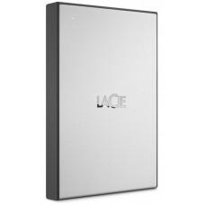 "Внешний жесткий диск HDD 2.5"" USB 3.0 2Tb LaCie Drive Silver (STHY2000800)"