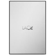 "Внешний жесткий диск HDD 2.5"" USB 3.0 4Tb LaCie Drive Silver (STHY4000800)"