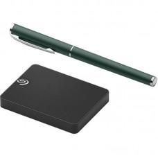 """Внешний жесткий диск SSD 2.5"""" USB 3.0 500GB Seagate Expansion Black (STJD500400)"""