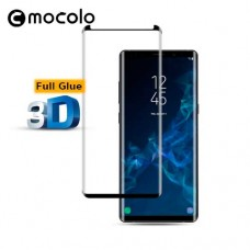 Защитное стекло Mocolo 3D Full Glue для Samsung Note 9 N960 Black