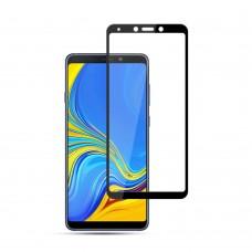 Защитное стекло Mocolo Full Glue для Samsung A9 2018 A920 Black
