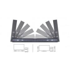 Акустическая система 2.1 F&D T-200X Black