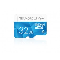 Карта памяти MicroSDHC 32GB UHS-I Team Color Blue (TCUSDH32GUHS02)