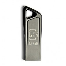Флешка USB 2.0 32GB T&G 114 Metal Series Silver (TG114-32G)