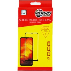Защитное стекло Dengos Full Glue для Apple iPhone 11 Black (TGFG-85)