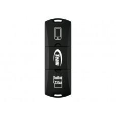Кардридер Team USB-MicroUSB 2.0 M141 Black (TM141B01)