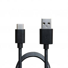 Кабель USB-Type-C Grand-X B 1m Black